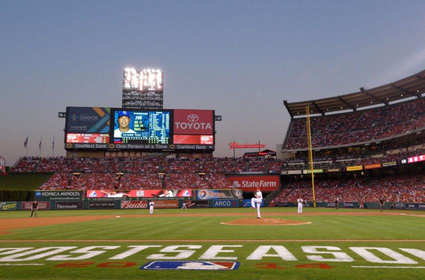 Postseason, Los Angeles Angels of Anaheim (Photo by Matt Brown/Angels Baseball LP/Getty Images)