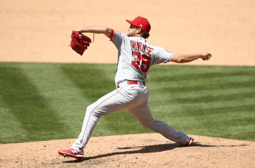 Matt Andriese, Los Angeles Angels (Photo by Ezra Shaw/Getty Images)