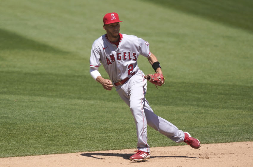 Andrelton Simmons, Los Angeles Angels (Photo by Thearon W. Henderson/Getty Images)