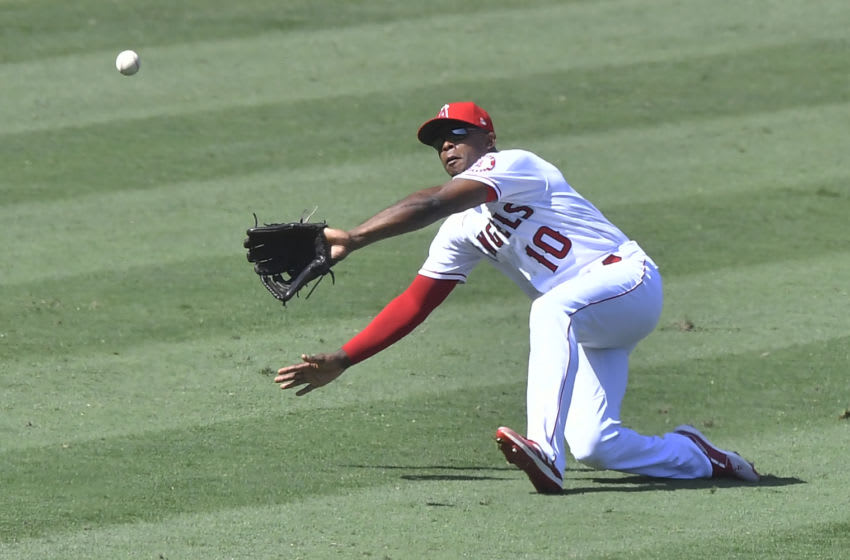 Justin Upton, Los Angeles Angels (Photo by John McCoy/Getty Images)