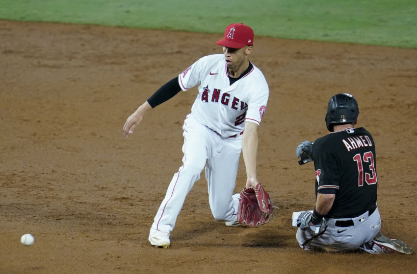 Andrelton Simmons, Los Angeles Angels (Photo by John McCoy/Getty Images)