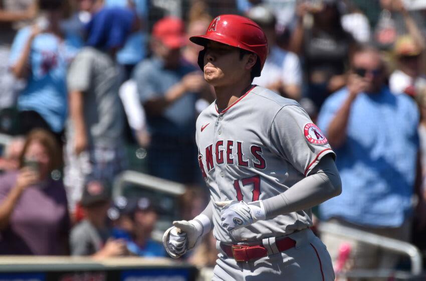 Shohei Ohtani, LA Angels. Mandatory Credit: Jeffrey Becker-USA TODAY Sports