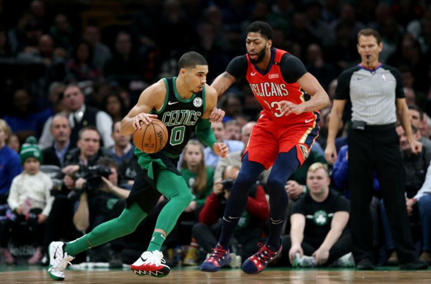 Boston Celtics Anthony Davis (Photo by Maddie Meyer/Getty Images)