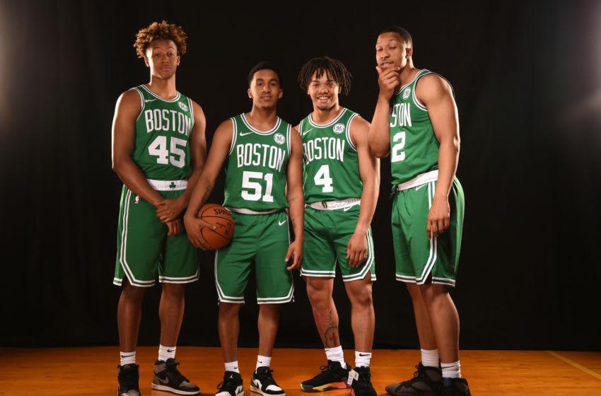 Boston Celtics (Photo by Brian Babineau/NBAE via Getty Images)