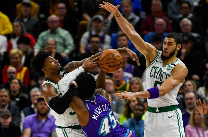 Boston Celtics (Photo by Alex Goodlett/Getty Images)