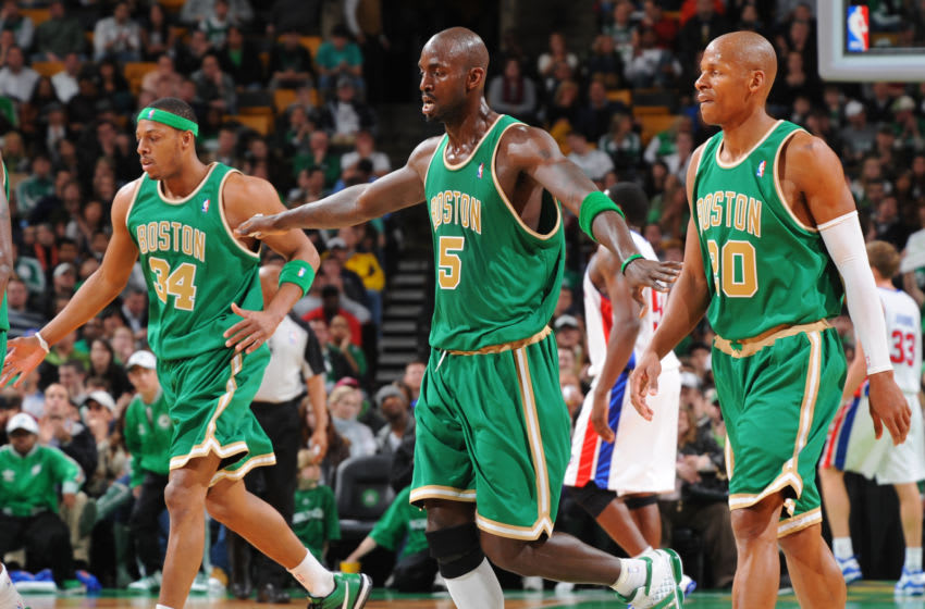 Boston Celtics (Photo by Brian Babineau/NBAE via Getty Images)