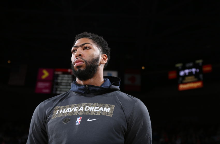 Anthony Davis (Photo by Sam Forencich/NBAE via Getty Images)