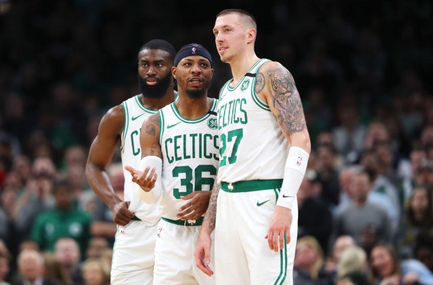 Boston Celtics, Daniel Theis (Photo by Maddie Meyer/Getty Images)