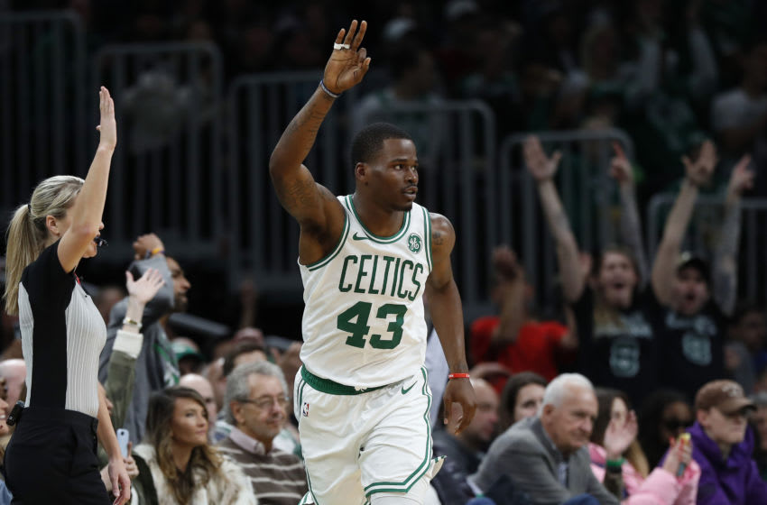 Boston Celtics Mandatory Credit: Winslow Townson-USA TODAY Sports