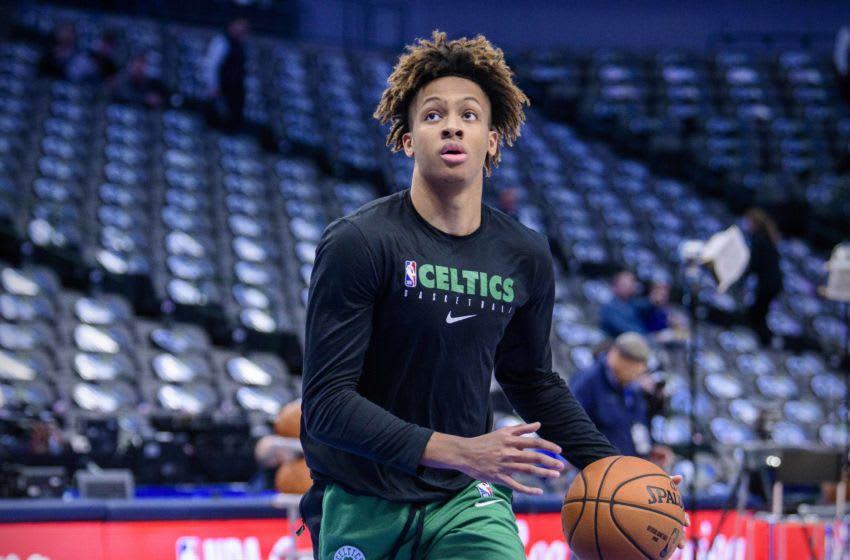 Boston Celtics Mandatory Credit: Jerome Miron-USA TODAY Sports