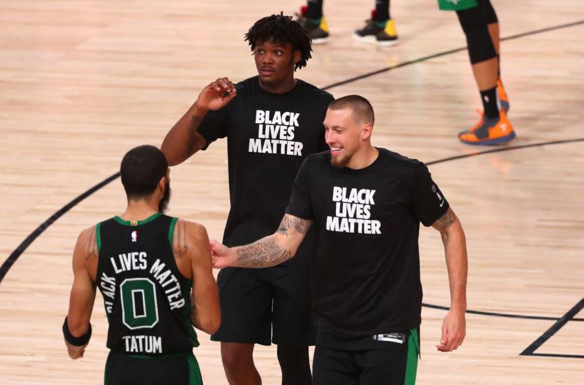 Boston Celtics Mandatory Credit: Kim Klement-USA TODAY Sports