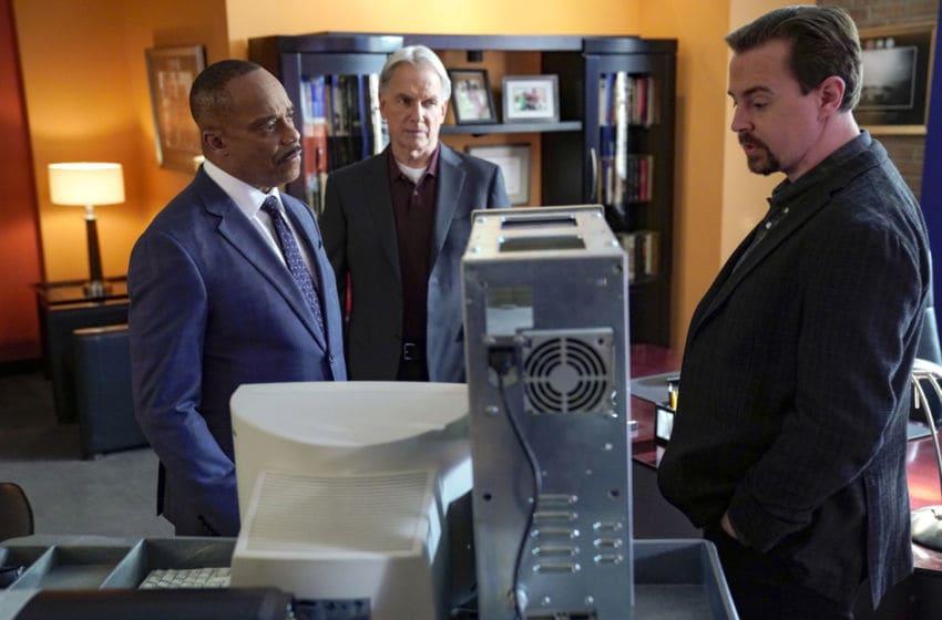 NCIS -- Photo: Cliff Lipson/CBS -- Acquired via CBS Press Express