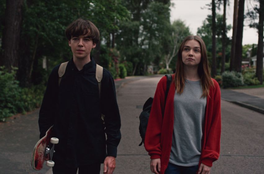 Photo credit: End of the F***ing World/Netflix, Acquired via Netflix Media Center