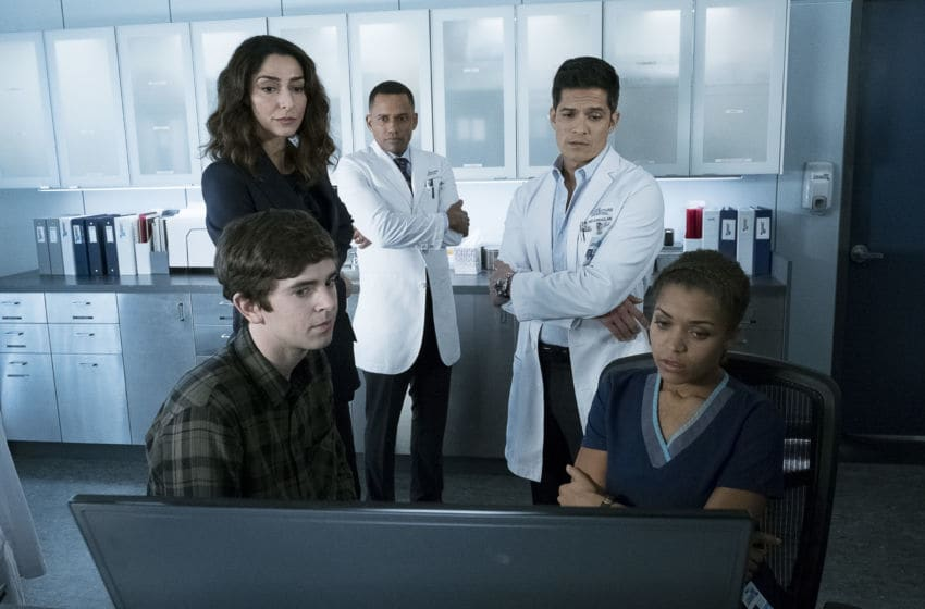 Photo Credit: The Good Doctor/ABC, Eike Schroter Image Acquired from Disney ABC Media