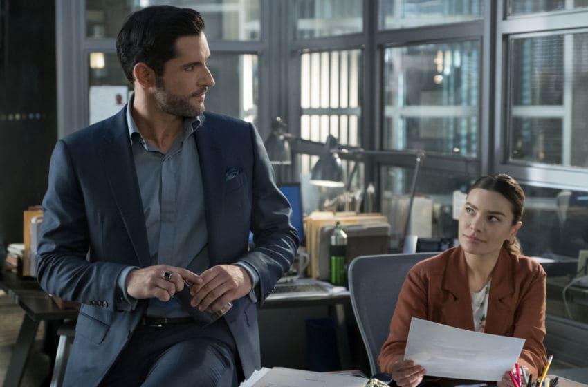 Lucifer -- John P. Fleenor/Netflix -- Acquired via Netflix Media Center