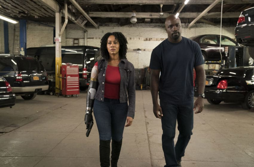 Marvel's Luke Cage Photo credit: David Lee/Netflix