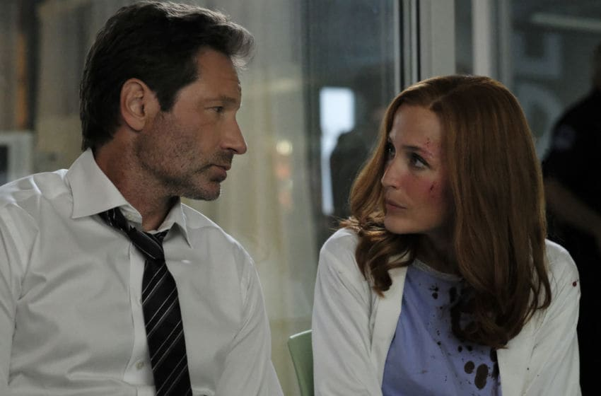 Photo Credit: The X-Files/Fox, Robert Falconer Image Acquired from Fox Flash