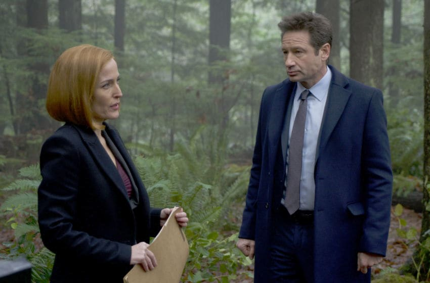 THE X-FILES: Cr: Shane Harvey/FOX via Fox Flash