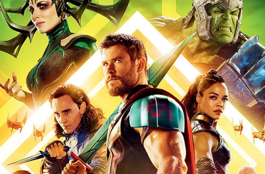 Photo courtesy Walt Disney Pictures, Disney Marvel press/ Thor Ragnarok