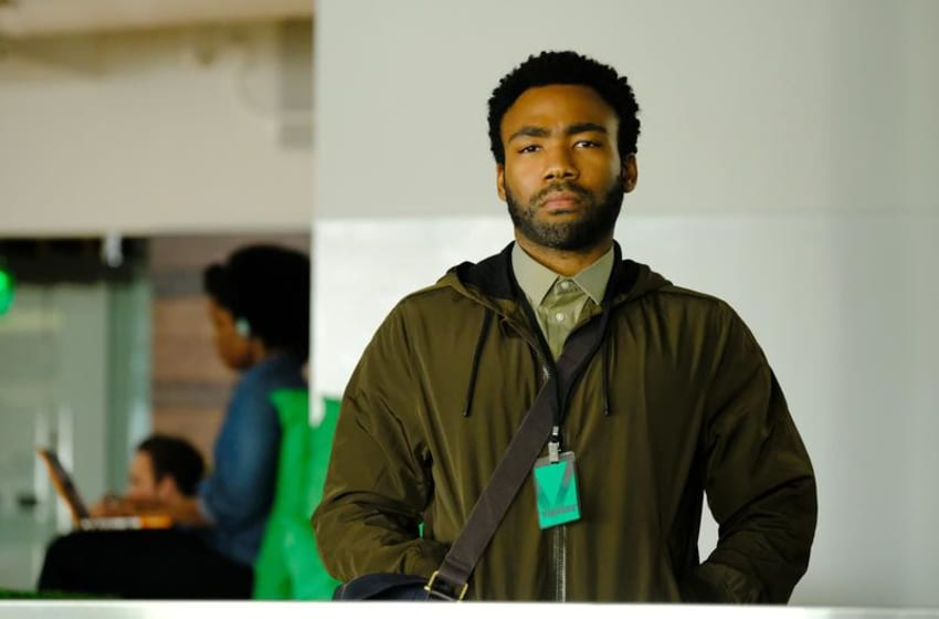 Pictured: Donald Glover as Earnest Marks. CR: Guy D'Alema/FX Atlanta