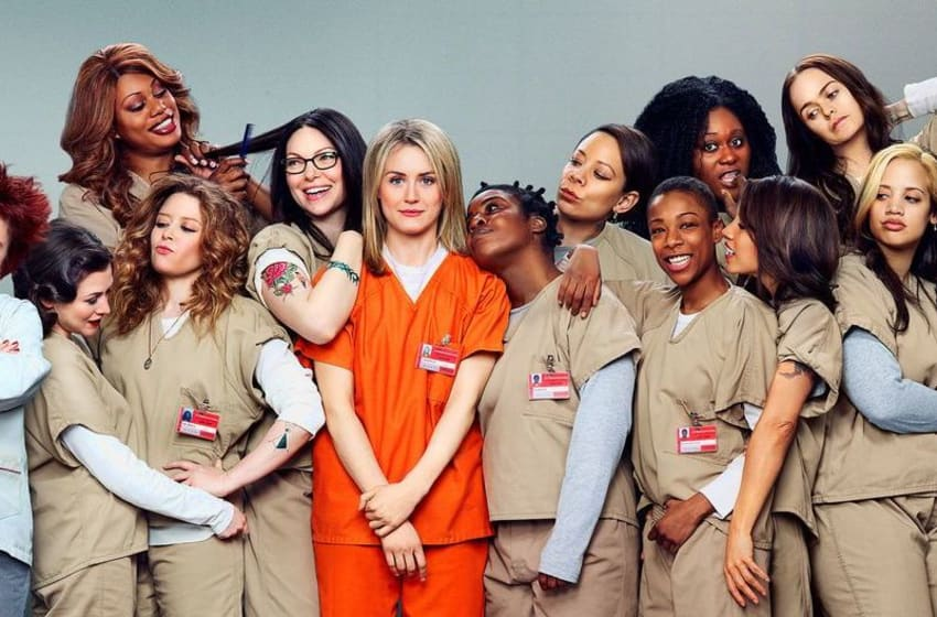 Orange is the New Black. Photo: Netflix