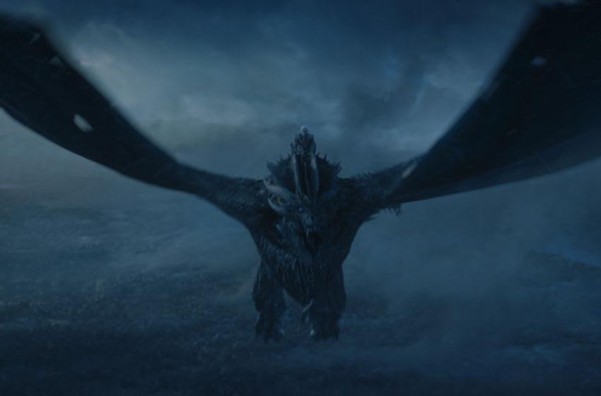 Vladimir Furdik as The Night King - Photo: HBO via HBO Media Relations