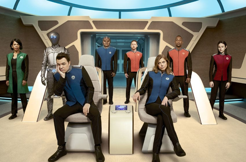 Photo Credit: The Orville/Fox Image Acquired from Fox Flash