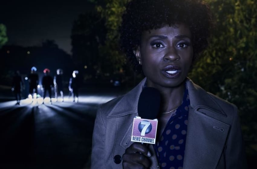 AMERICAN HORROR STORY: CULT -- Pictured: Adina Porter as Beverly Hope. CR: Frank Ockenfels/FX Acquired FX Press Room