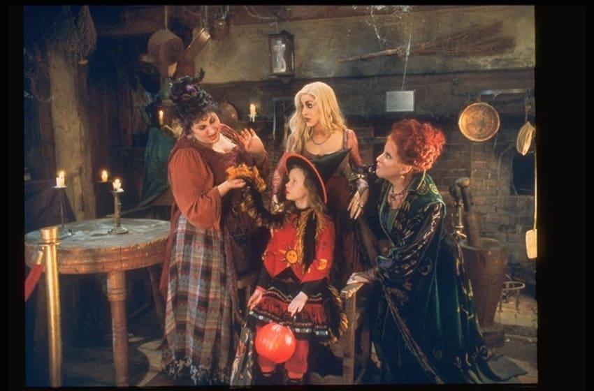 Photo Credit: Hocus Pocus/Buena Vista Pictures, Andrew Cooper Image Acquired from Disney ABC Media