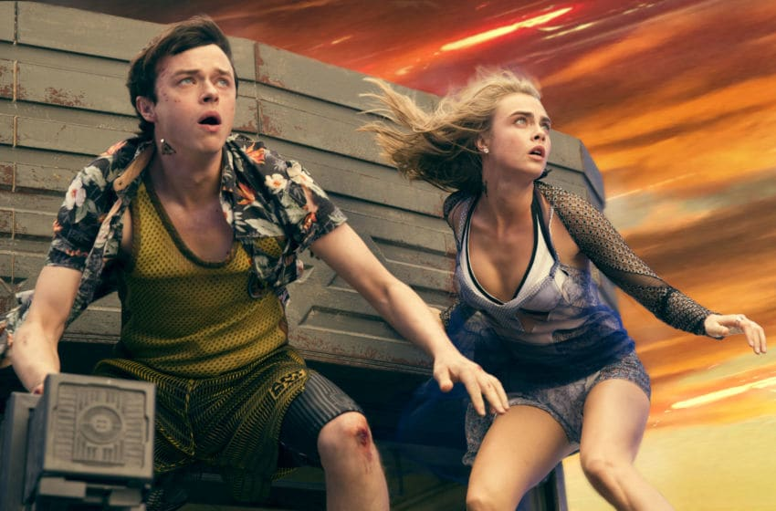 Photo via Lionsgate Publicity, Valerian and the City of a Thousand Planets