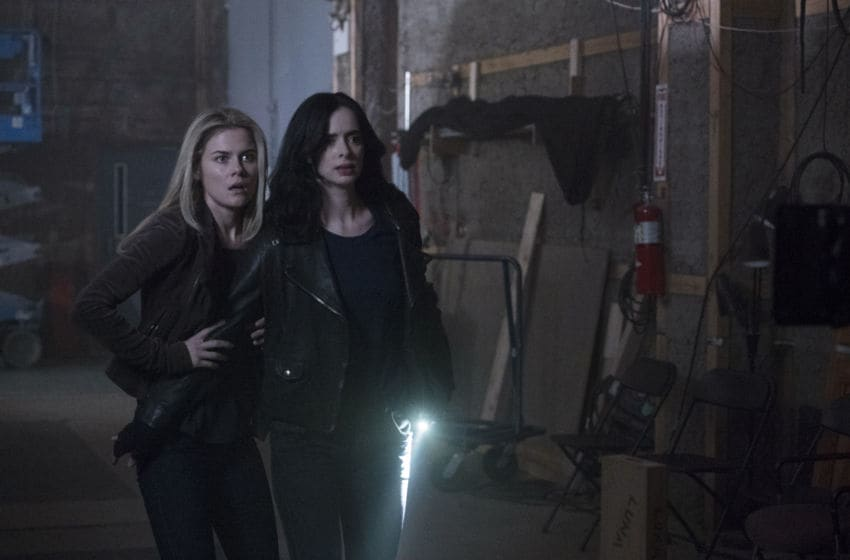 Photo Credit: Marvel's Jessica Jones/Netflix, Image Acquired by VanDAM Netflix