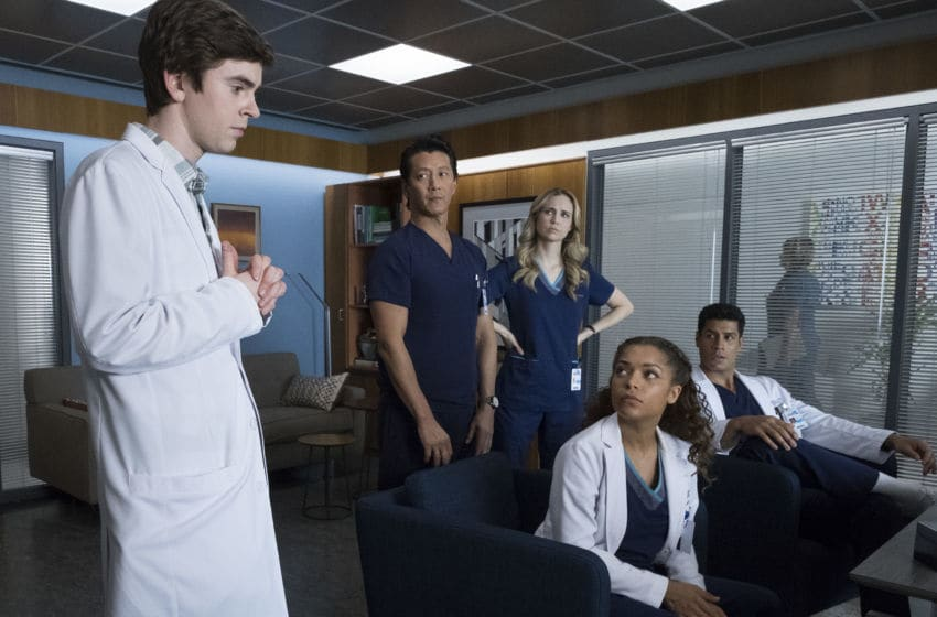 Photo Credit: The Good Doctor/ABC, Jeff Weddell Image Acquired from Disney ABC Media