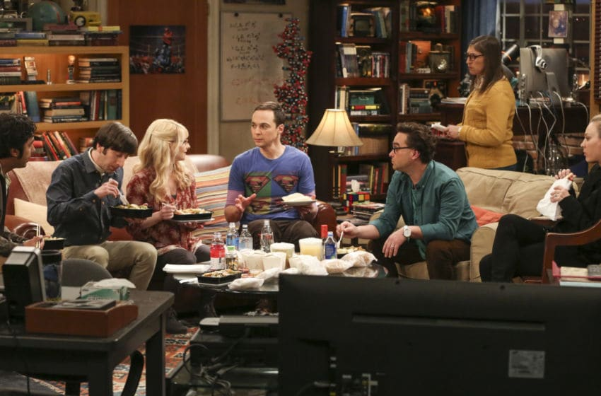 Photo credit: The Big Bang Theory/CBS by Michael Yarish; Acquired via CBS Press Express