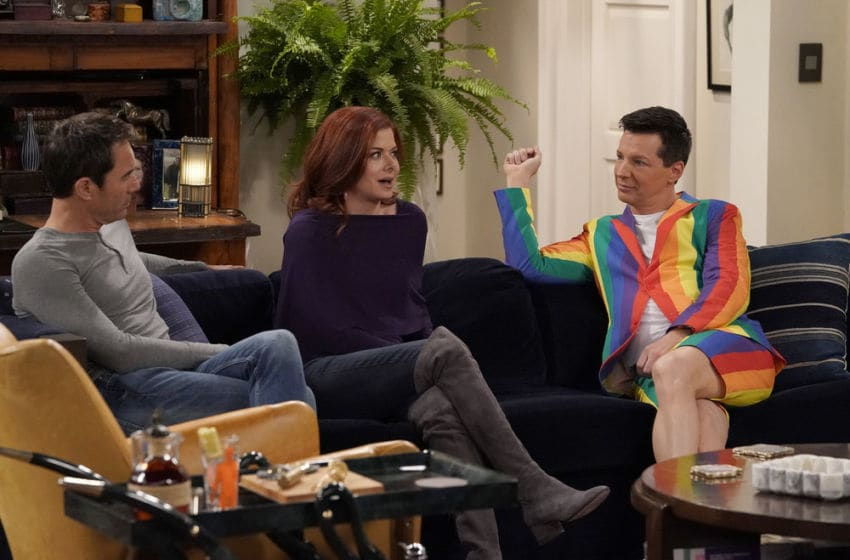 Photo Credit: Will & Grace/NBC/Chris Haston, Acquired From NBCUniversal Media Village