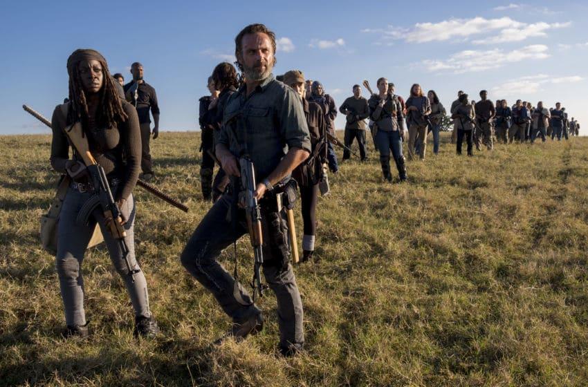 The Walking Dead Photo: Gene Page/AMC via AMC Press Site