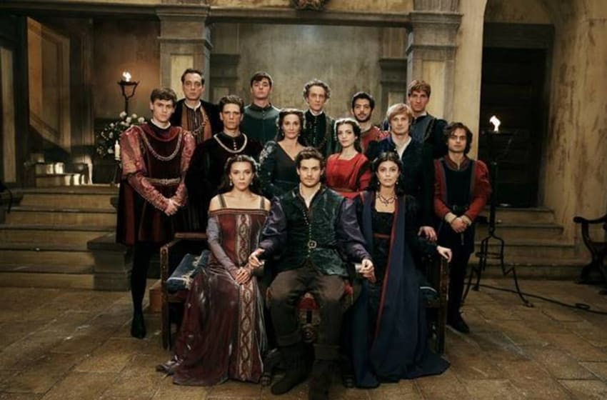 Medici: The Magnificent -- Courtesy of Netflix and Vod Lux -- Acquired via TPF London PR