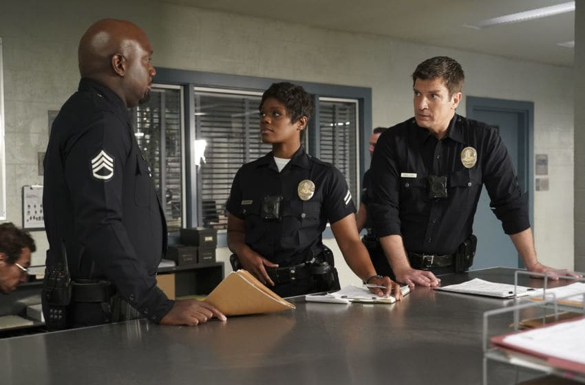 THE ROOKIE -
