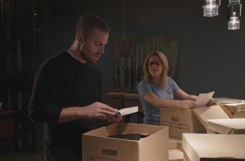 Arrow -- Photo: The CW -- Acquired via CW TV PR