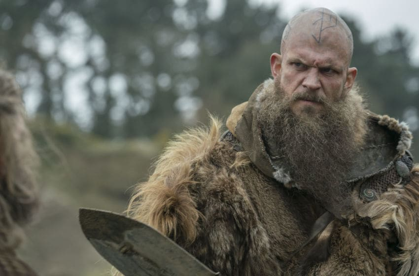 Vikings -- Photo by Jonathan Hession/HISTORY -- Acquired via A&E Press