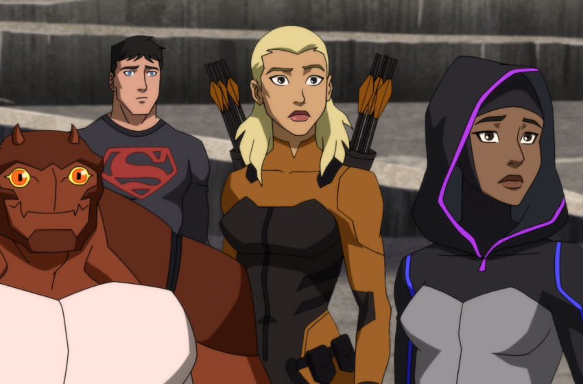 Photo Credit: Young Justice: Outsiders/DC Universe Image Acquired from Warner Bros. Television Press Site