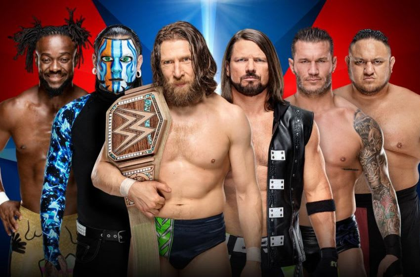 Photo Credit: WWE Elimination chamber 2019 Acquired From wwe.com