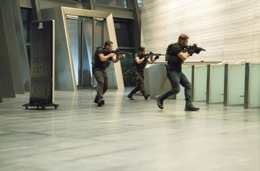 A scene from Strike Back season 6. Photo Credit: Hal Shinnie/Courtesy of Cinemax.