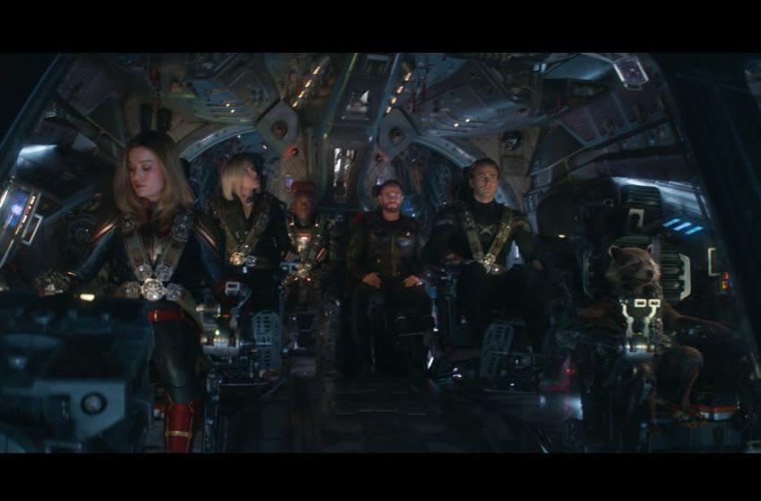 Avengers: Endgame movie photo via Disney Media