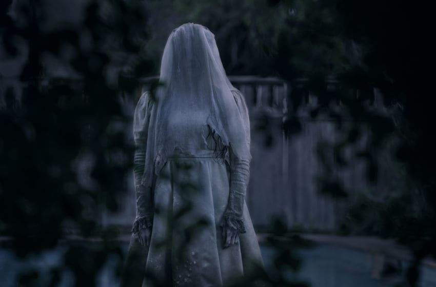 The Curse of La Llorona movie photo via WB Press