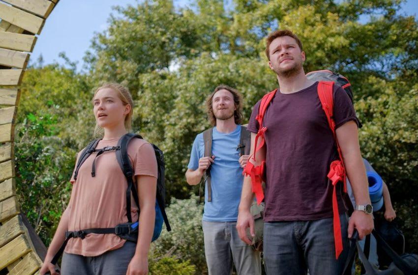 Midsommar movie photo via A24