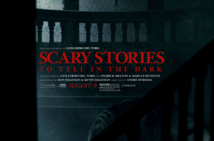Scary Stories to Tell in the Dark movie, Image courtesy of CBS Films via EPK.TV