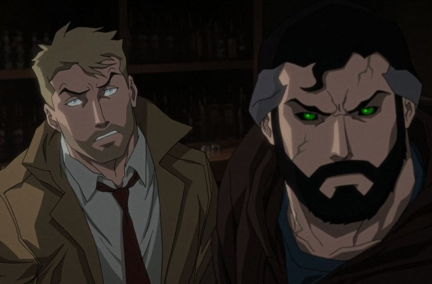 Justice League Dark: Apokolips War. Image courtesy Warner Bros. Home Entertainment