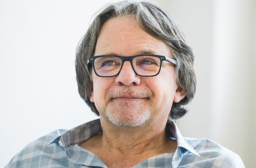 Writer/Producer Frank Spotnitz. Courtesy of Big Light Productions.