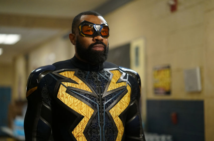 Black Lightning -- Photo: Annette Brown/The CW -- © 2020 The CW Network, LLC. All rights reserved.
