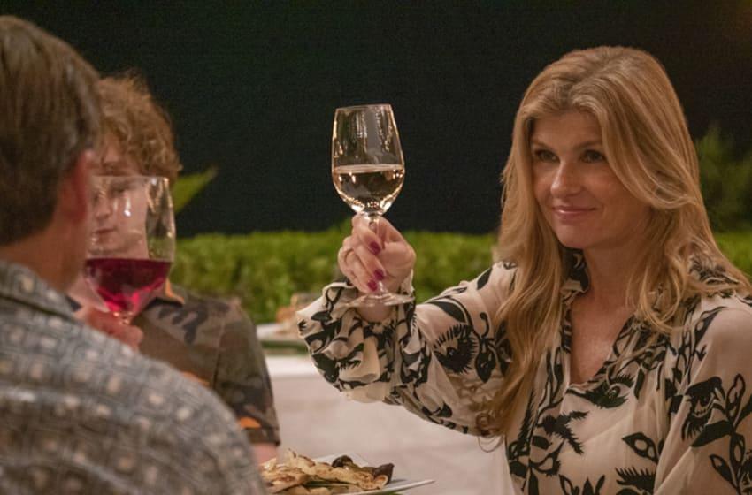 Connie Britton, White Lotus on HBO Max